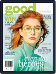 Good (Digital) Subscription September 1st, 2019 Issue