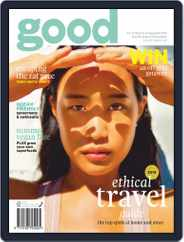 Good (Digital) Subscription December 1st, 2018 Issue