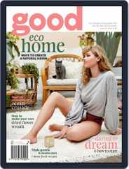 Good (Digital) Subscription September 1st, 2018 Issue