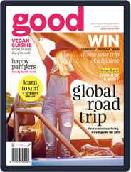 Good (Digital) Subscription January 1st, 2018 Issue