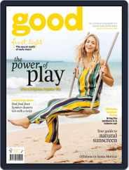 Good (Digital) Subscription November 1st, 2016 Issue