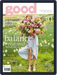 Good (Digital) Subscription September 1st, 2016 Issue