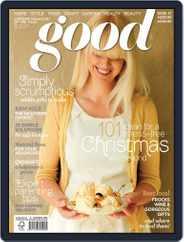 Good (Digital) Subscription October 28th, 2012 Issue