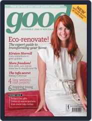Good (Digital) Subscription August 1st, 2010 Issue