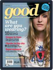 Good (Digital) Subscription September 27th, 2008 Issue