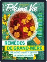 Pleine Vie (Digital) Subscription January 1st, 2020 Issue