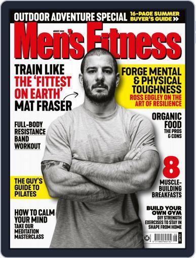 Men's Fitness UK (Digital) August 1st, 2020 Issue Cover