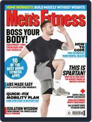 Men's Fitness UK (Digital) Subscription June 1st, 2020 Issue