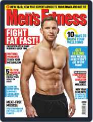 Men's Fitness UK (Digital) Subscription February 1st, 2020 Issue