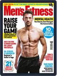 Men's Fitness UK (Digital) Subscription January 1st, 2020 Issue