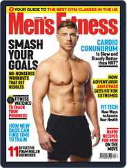 Men's Fitness UK (Digital) Subscription December 1st, 2019 Issue