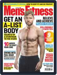 Men's Fitness UK (Digital) Subscription September 1st, 2019 Issue