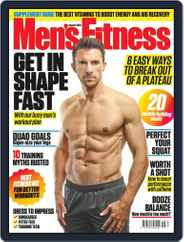 Men's Fitness UK (Digital) Subscription August 1st, 2019 Issue