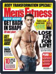 Men's Fitness UK (Digital) Subscription February 1st, 2019 Issue