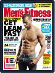 Men's Fitness UK (Digital) Subscription December 1st, 2018 Issue