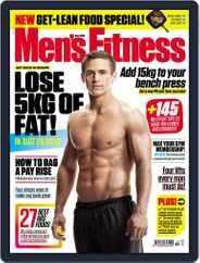 Men's Fitness UK (Digital) Subscription November 1st, 2018 Issue