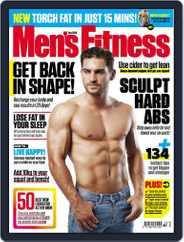 Men's Fitness UK (Digital) Subscription October 1st, 2018 Issue