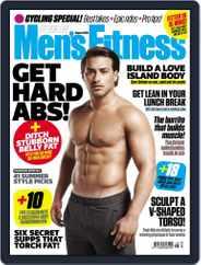 Men's Fitness UK (Digital) Subscription August 1st, 2018 Issue