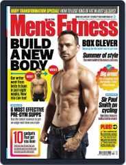 Men's Fitness UK (Digital) Subscription July 1st, 2018 Issue