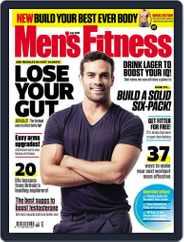 Men's Fitness UK (Digital) Subscription June 1st, 2018 Issue