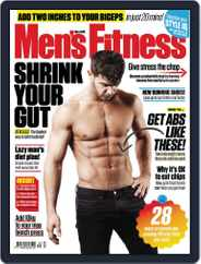 Men's Fitness UK (Digital) Subscription May 1st, 2018 Issue