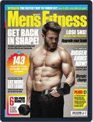 Men's Fitness UK (Digital) Subscription April 1st, 2018 Issue