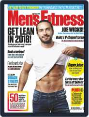 Men's Fitness UK (Digital) Subscription March 1st, 2018 Issue