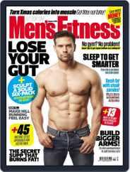 Men's Fitness UK (Digital) Subscription January 1st, 2018 Issue
