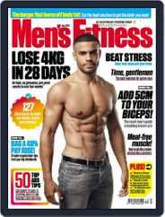 Men's Fitness UK (Digital) Subscription December 1st, 2017 Issue