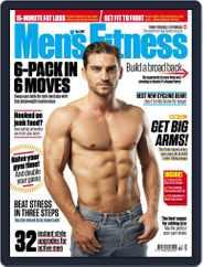 Men's Fitness UK (Digital) Subscription October 1st, 2017 Issue