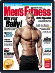 Men's Fitness UK (Digital) Subscription September 1st, 2017 Issue
