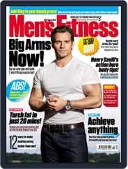 Men's Fitness UK (Digital) Subscription August 1st, 2017 Issue