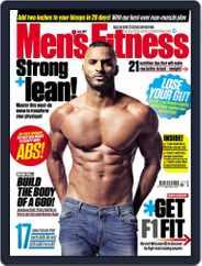 Men's Fitness UK (Digital) Subscription July 1st, 2017 Issue