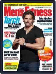 Men's Fitness UK (Digital) Subscription June 1st, 2017 Issue