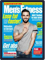 Men's Fitness UK (Digital) Subscription April 1st, 2017 Issue