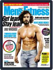 Men's Fitness UK (Digital) Subscription March 1st, 2017 Issue