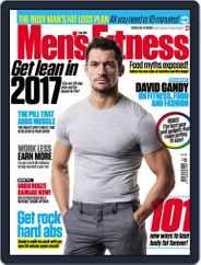 Men's Fitness UK (Digital) Subscription February 1st, 2017 Issue