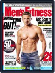 Men's Fitness UK (Digital) Subscription January 1st, 2017 Issue
