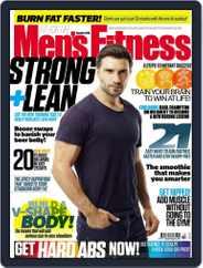Men's Fitness UK (Digital) Subscription October 1st, 2016 Issue
