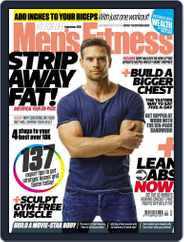 Men's Fitness UK (Digital) Subscription August 3rd, 2016 Issue