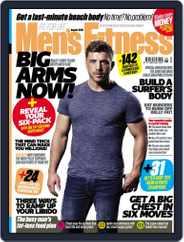 Men's Fitness UK (Digital) Subscription July 6th, 2016 Issue