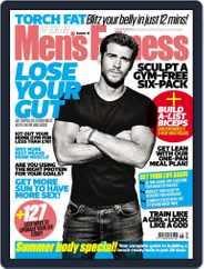 Men's Fitness UK (Digital) Subscription June 8th, 2016 Issue