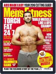 Men's Fitness UK (Digital) Subscription April 13th, 2016 Issue