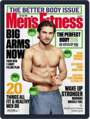 Men's Fitness UK (Digital) Subscription March 16th, 2016 Issue