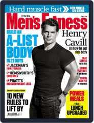 Men's Fitness UK (Digital) Subscription February 17th, 2016 Issue