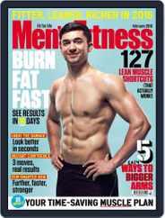Men's Fitness UK (Digital) Subscription February 1st, 2016 Issue