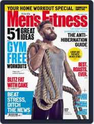 Men's Fitness UK (Digital) Subscription December 1st, 2015 Issue