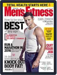 Men's Fitness UK (Digital) Subscription November 1st, 2015 Issue