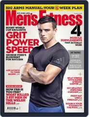 Men's Fitness UK (Digital) Subscription October 1st, 2015 Issue
