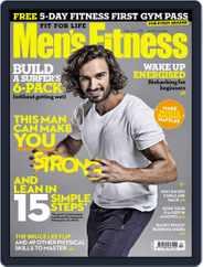 Men's Fitness UK (Digital) Subscription September 1st, 2015 Issue